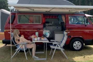 Wohnmobil mieten in Olst von privat | VW Bertus