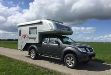 Wohnmobil mieten in Zeewolde von privat | Nissan  4WD camper