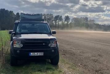 Wohnmobil mieten in Bad Saarow von privat | Land Rover Bärbel