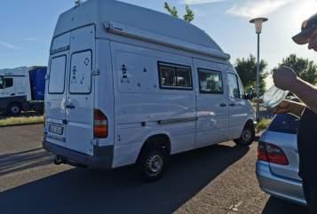 Wohnmobil mieten in Bedburg von privat | Mercedes Sprinti