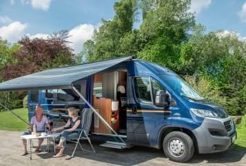 Wohnmobil mieten in Maasbüll von privat | Globecar Auerbus