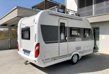 Wohnmobil mieten in Ilsfeld von privat | Hobby Spatzennest