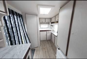 Wohnmobil mieten in Speyer von privat | Knaus Romanze