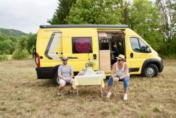 Wohnmobil mieten in Pfaffenhofen von privat   Weinsberg Spirit Camper