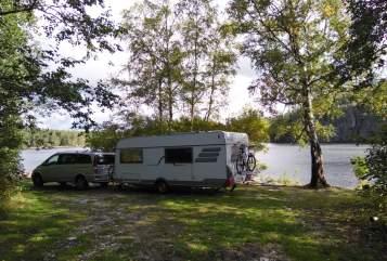Wohnmobil mieten in Lüdinghausen von privat | Hymer Medmaster