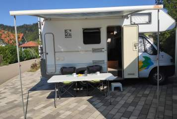 Wohnmobil mieten in Gutach von privat | Knaus Bonny