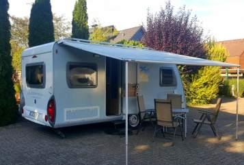 Wohnmobil mieten in Oldenburg von privat   Knaus Knausi