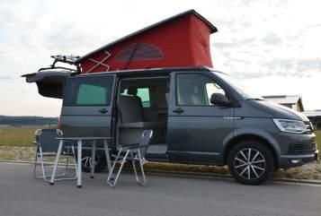 Wohnmobil mieten in Regensburg von privat | Volkswagen Bulli #One