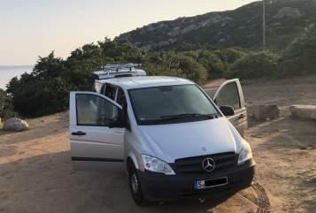 Wohnmobil mieten in Stuttgart von privat   Mercedes Benz Vito Guide