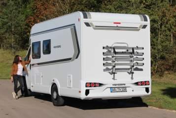 Wohnmobil mieten in Bopfingen von privat | Weinsberg (Fiat Ducato) Clara