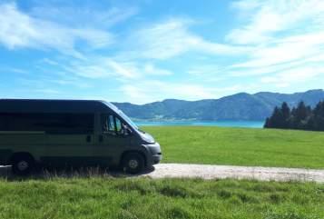 Wohnmobil mieten in Nürnberg von privat | Fiat Ducato  Franky