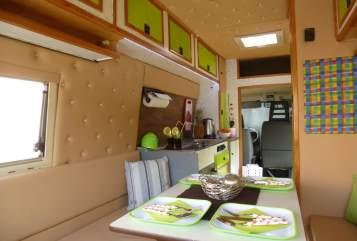 Wohnmobil mieten in Radolfzell am Bodensee von privat | Iveco Finn