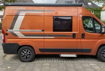 Wohnmobil mieten in Düsseldorf von privat | Fiat Ducato Knut