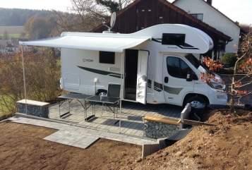 Wohnmobil mieten in Baunach von privat | XGO Tilda
