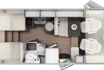Wohnmobil mieten in Schwaigern von privat | Etrusco Camparker