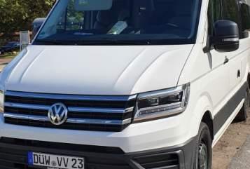 Wohnmobil mieten in Kirchheim an der Weinstraße von privat | VW Grand Cali
