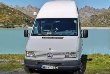 Wohnmobil mieten in Bochum von privat | Mercedes Sprinter Steffi