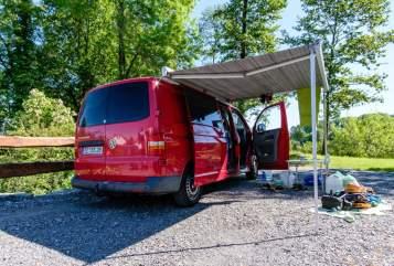 Wohnmobil mieten in Schlieben von privat | VW Kalle