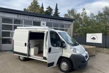 Wohnmobil mieten in Frankfurt am Main von privat | Peugeot  Makani