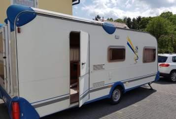 Wohnmobil mieten in Schwerte von privat | Knaus Knaus Blue Line