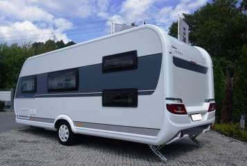 Wohnmobil mieten in Bad Herrenalb von privat   Hobby Janosch Camper