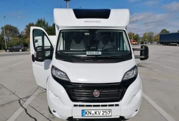 Wohnmobil mieten in Konstanz von privat | Mooveo Pauline