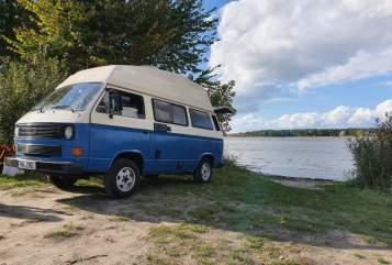 Wohnmobil mieten in Rathenow von privat | VW Emma