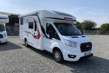 Wohnmobil mieten in Radolfzell am Bodensee von privat | Challenger Auszeit