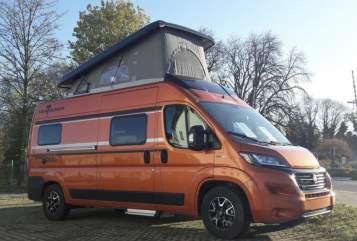 Wohnmobil mieten in Chemnitz von privat | Fiat Anton