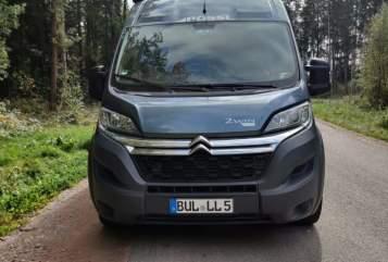 Wohnmobil mieten in Burglengenfeld von privat | Pössl Luigi
