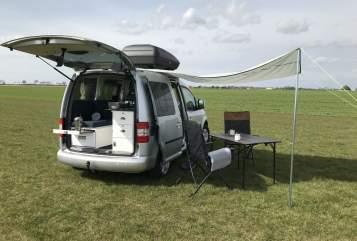 Wohnmobil mieten in Nörvenich von privat | VW  Nemo