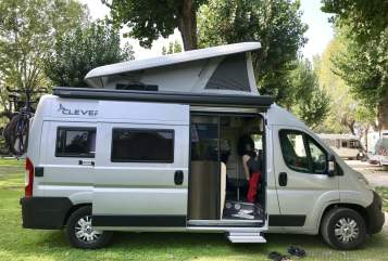 Wohnmobil mieten in Essen von privat | Citroen Barchmobil