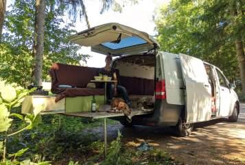 Wohnmobil mieten in Weyarn von privat | Mercedes Benz Mangfall Camper