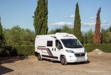Wohnmobil mieten in Morsbach von privat | Fiat Stern