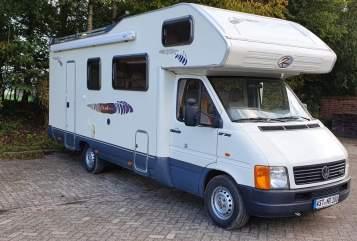 Wohnmobil mieten in Wardenburg von privat | VW Melli