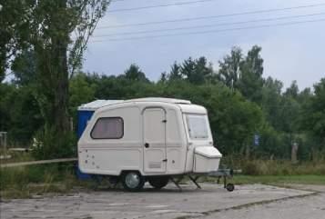 Wohnmobil mieten in Hagen von privat | Niewiadow Knutschkugel