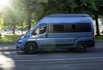 Wohnmobil mieten in Bötersen von privat   Hymer Hymer 540 Blue