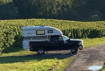 Wohnmobil mieten in Klein Berßen von privat | Dodge Ram mit Wohnkabine Easy