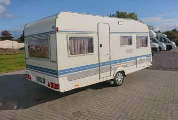 Wohnmobil mieten in Friedeburg von privat   Hobby Campi