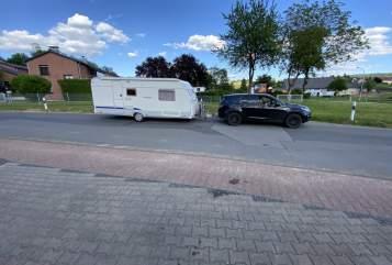 Wohnmobil mieten in Bad König von privat | Bürstner  4Family