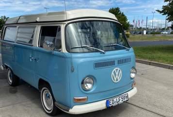 Wohnmobil mieten in Erding von privat | VW Fred