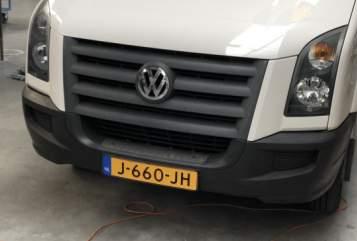 Wohnmobil mieten in gemeente Groningen von privat | VW Dragonfly