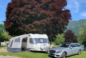 Wohnmobil mieten in Leingarten von privat | Hobby Familiencamper