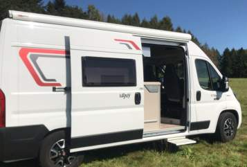 Wohnmobil mieten in Hannover von privat   Challenger Vany