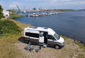 Wohnmobil mieten in Lübeck von privat | VW MK Camper