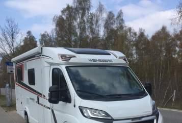 Wohnmobil mieten in Kiel von privat | Weinsberg pepper