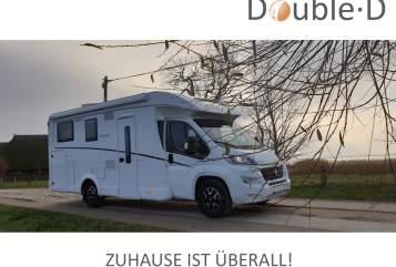 Wohnmobil mieten in Rostock von privat | Dethleffs Double•D