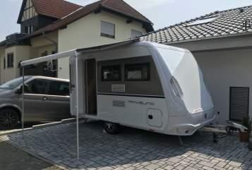 Wohnmobil mieten in Gelnhausen von privat | Knaus LittleBeauty