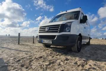 Wohnmobil mieten in Hamburg von privat | VW VW Crafter