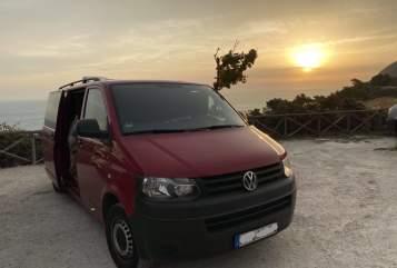 Wohnmobil mieten in Dresden von privat | Volkswagen Bernd